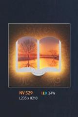 Đèn tường LED NV 529
