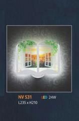 Đèn tường LED NV 531