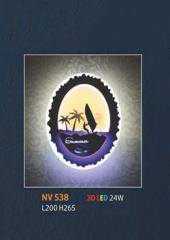 Đèn tường LED NV 538