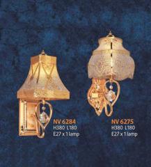 Đèn tường thủy tinh  NV 6284