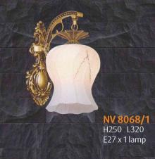 Đèn tường cổ điển NV 8068/1