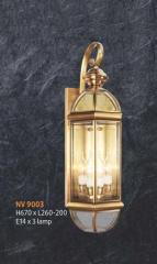 Đèn tường đồng NV 9003