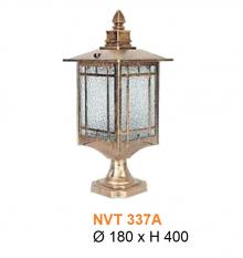 Đèn trụ cổng NVT 337A