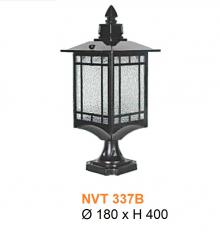 Đèn trụ cổng NVT 337B