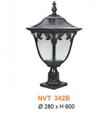 Đèn trụ cổng NVT 342B