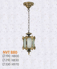 Đèn treo, thả NVT 880