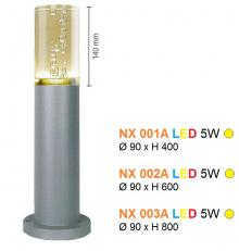 Đèn trụ thấp LED NX 001A