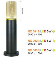 Đèn trụ thấp LED NX 001B