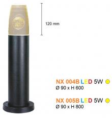Đèn trụ thấp LED NX 004B