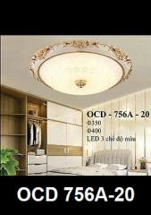 Đèn áp trần đồng OCD 756A-20