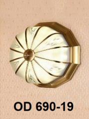 Đèn áp trần đồng OD 690-19