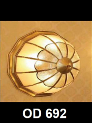 Đèn áp trần đồng OD 692