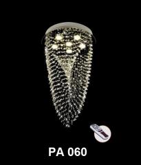 Đèn thả dây pha lê PA 060
