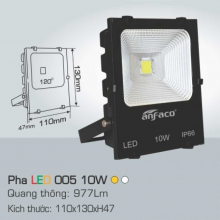 Đèn pha bảng hiệu PHA 005 10W