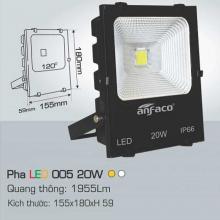 Đèn pha bảng hiệu PHA 005 20W