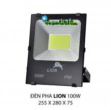 Đèn pha led  PHA LION 100W