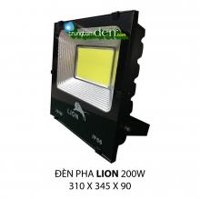 Đèn pha led  PHA LION 200W