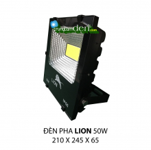 Đèn pha led  PHA LION 50W