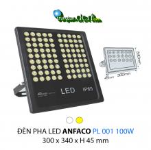 Đèn pha led  PL 001 100W