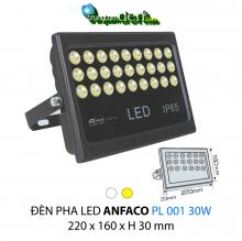 Đèn pha led  PL 001 30W