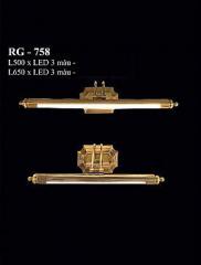 Đèn soi gương   RG 758