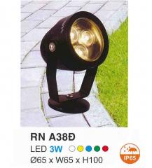 Đèn ghim cỏ RN A38D
