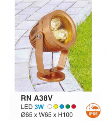 Đèn ghim cỏ RN A38V