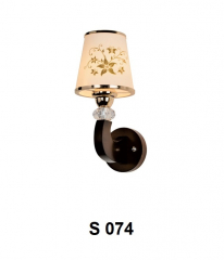 Đèn tường gỗ S 074