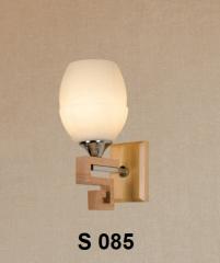 Đèn tường gỗ S 085