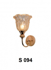 Đèn tường gỗ S 094