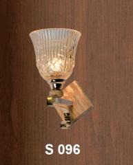 Đèn tường gỗ S 096