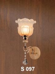 Đèn tường gỗ S 097