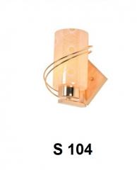 Đèn tường gỗ S 104