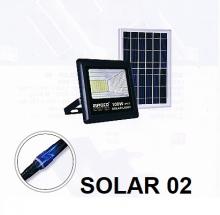 Đèn pha năng lượng  SOLAR 02