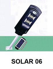 Đèn pha năng lượng  SOLAR 06