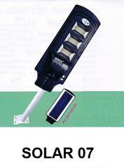 Đèn pha năng lượng  SOLAR 07