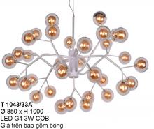 Đèn chùm LED T 1043/33A