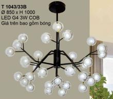 Đèn chùm LED T 1043/33B
