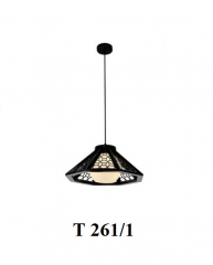 Đèn thả gỗ T 261/1
