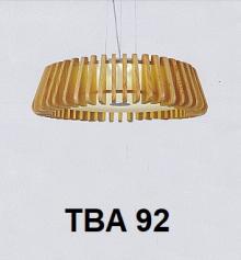 Đèn thả gỗ TBA 92