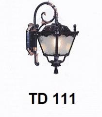 Đèn tường ngoại thất TD 111