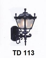 Đèn tường ngoại thất TD 113