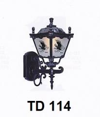 Đèn tường ngoại thất TD 114