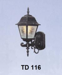 Đèn tường ngoại thất TD 116