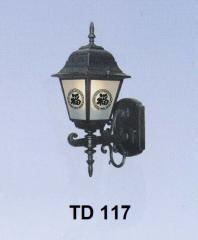 Đèn tường ngoại thất TD 117