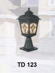 Đèn trụ cổng TD 123