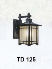 Đèn tường ngoại thất TD 125