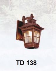 Đèn tường ngoại thất TD 138