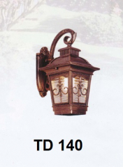Đèn tường ngoại thất TD 140