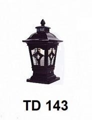 Đèn trụ cổng TD 143